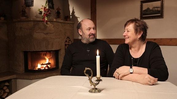Martina und Dietmar Hartwig.