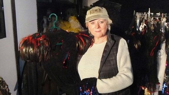 Heidi Wittwer war eine der ersten Stripperinnen der DDR, heute führt sie eine Striptease-Schule und arbeitet als Fotografin.