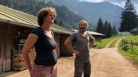 Die Älpler Andreas Gentner_Buchrainer Alpe