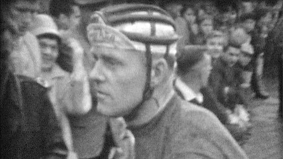 Radsportlegende Täve Schur