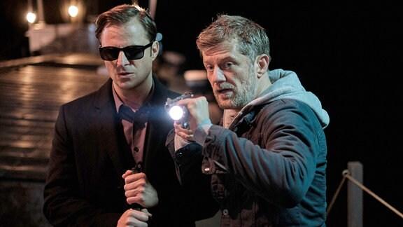 Haller und Niko kommen den Entführern auf die Spur.