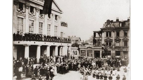 Nationalversammlung 1919