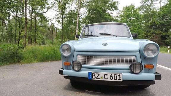 Trabant 601 von Detlef Kunze aus Großröhrsdorf, Sachsen.
