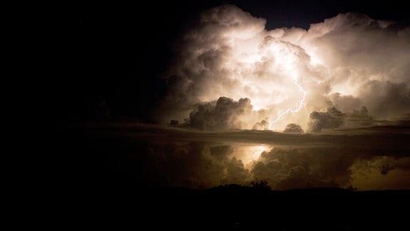 Plötzliche Wetterumschwünge sind in Griechenlands Norden keine Seltenheit.