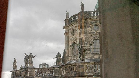 Das barocke Dresden ist ein Mythos. Vieles wurde in den Bombennächten von 1945 zerstört und erst in jüngster Zeit wieder aufgebaut.