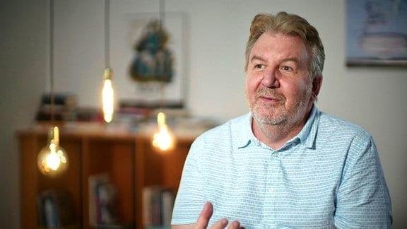 Steve Blame – Journalist und MTV Moderator