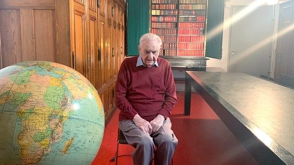 Siegfried Spittel, seit 1935 Kartograf bei Haack