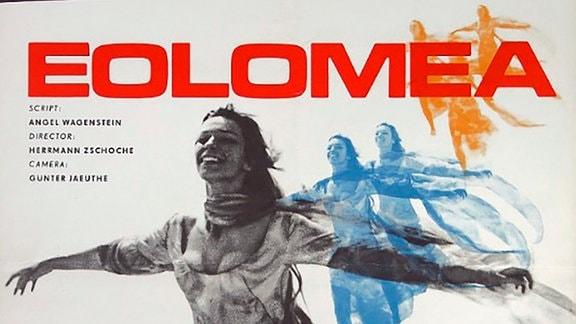 """Plakat des Films """"Eolomea""""."""