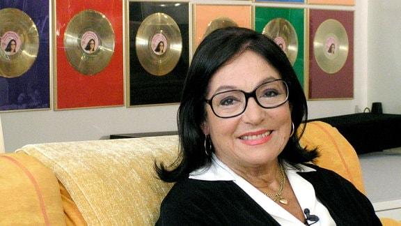 Nana Mouskouri. (Archivbild)