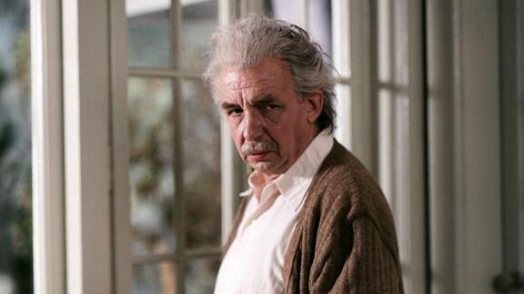 Talivaldis Abolins als Albert Einstein