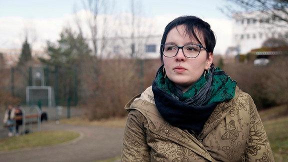 Louisa aus Weißenfels hat anderthalb Jahre nach einem Therapieplatz gesucht.