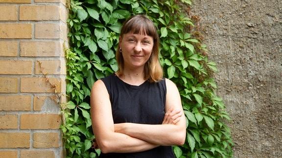 Video-Künstlerin Judith Meister