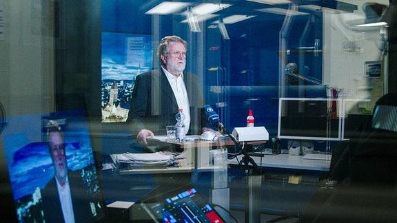 Prof. Dr. Thomas Mertens, der Vorsitzende der Ständigen Impfkommission
