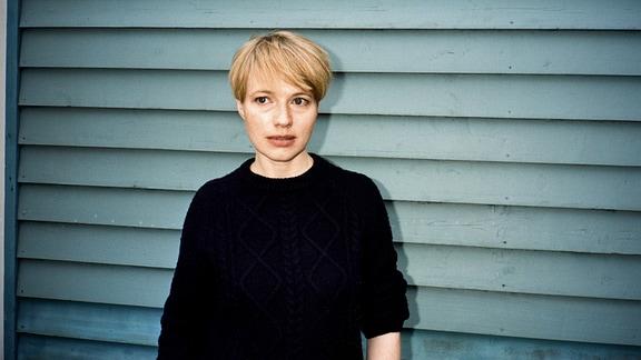 Die Autorin Anna Brüggemann