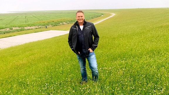 Axel Bulthaupt in Ostfriesland