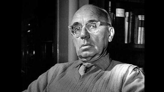 J.R.Becher, Mitte 50er Jahre