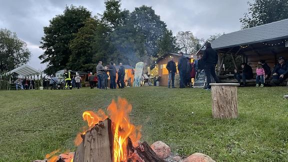 Das erste gemeinsame Vereinsfest ist ein voller Erfolg und könnte eine neue Tradition begründen für das Sommerfest von Oberschöbling.
