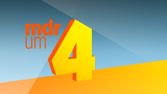 MDR um 4 - Logo