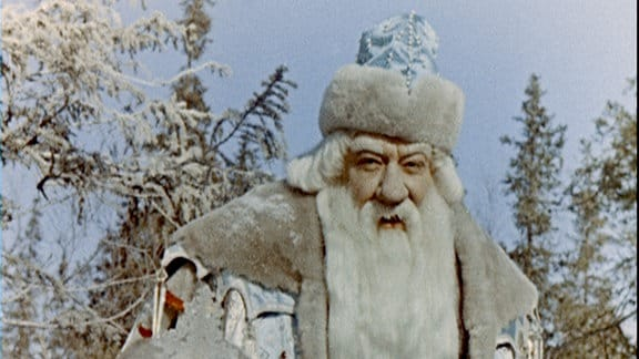 Väterchen Frost  (Alexander Chwylja) im Zauberwald