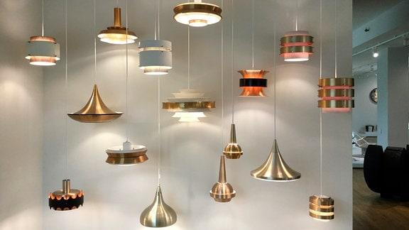 DDR-Design bei Lampen