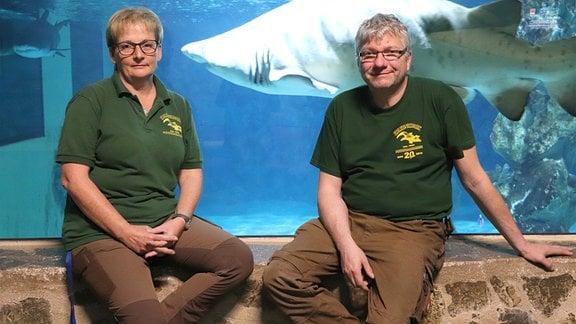 Haifischwelt im Thüringer Wald