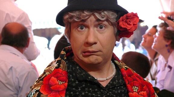 Tom Pauls als Ilse Bähnert