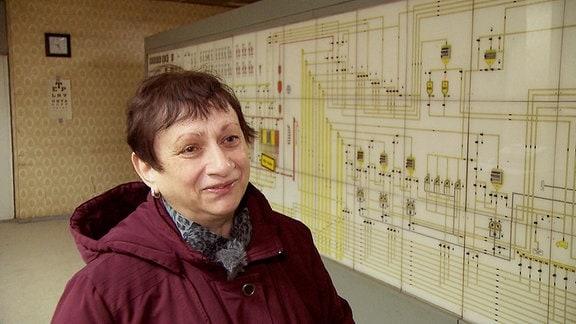 Anne Marie Splittgerber - VEB Getreidewirtschaft Pasewalk