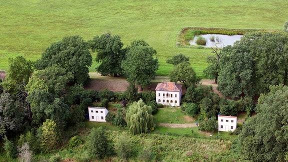 Das Gartenreich von Dessau-Wörlitz Wörlitz Wallwachhaus