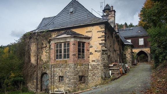 Villa Rasmussen in Zschopau
