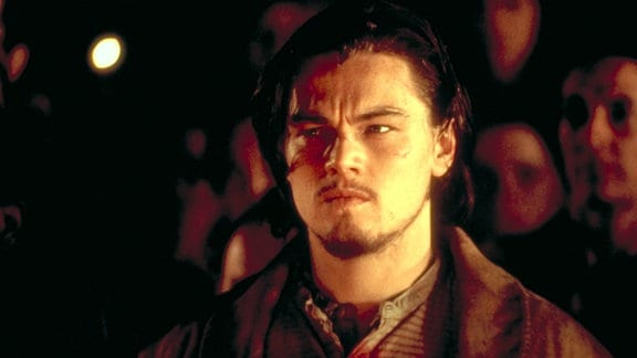 Amsterdam Vallon (Leonardo DiCaprio) will Rache für den Tod seines Vaters.