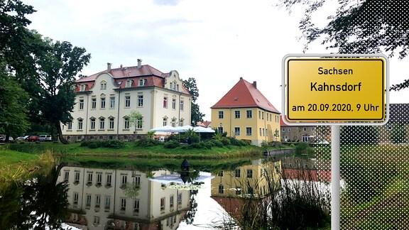 Titelbild - Kahnsdorf