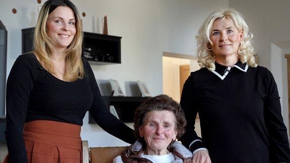 Familie Löwenberg/Rönsch aus Eisenhüttenstadt