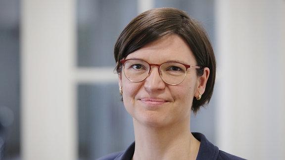 Mitarbeiter Sorbischer Rundfunk Lydia Matschie