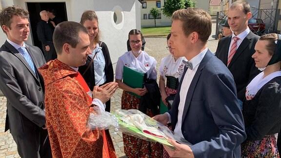 Kapłan Pětr Mróz