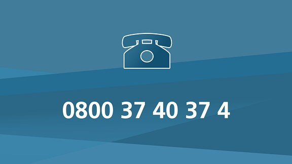 Telefon-Nummer MDR Serbja – 0800 37 40 37 4