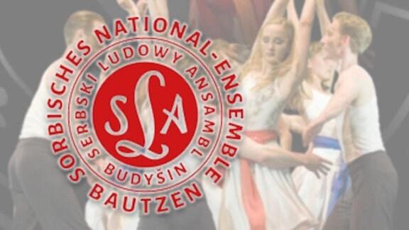 Logo des Sorbisches Nationalensembles Bautzen