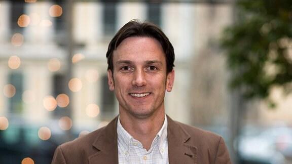 MDR-Korrespondent Danko Handrick.