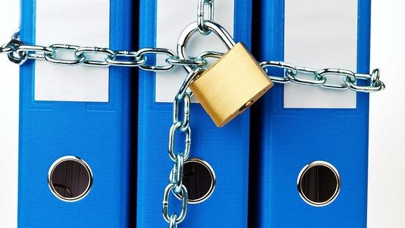 Akten Datenschutz