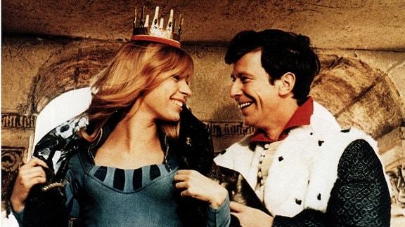 Szene aus dem Film: Wie heiratet man einen König