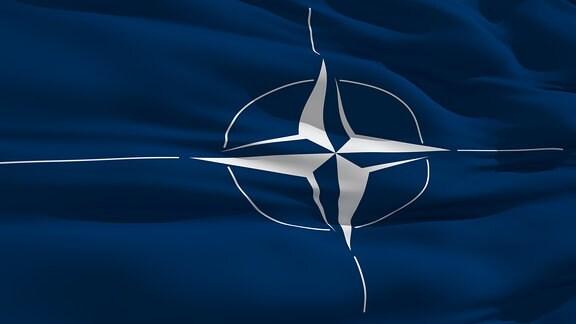 NATO-Flagge