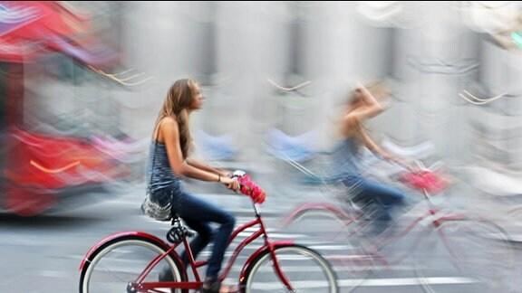 Fahrrad Rad Verkehr