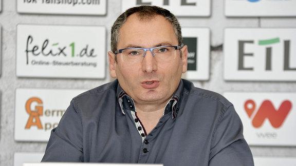 Thomas Löwe, Präsident von Lok Leipzig