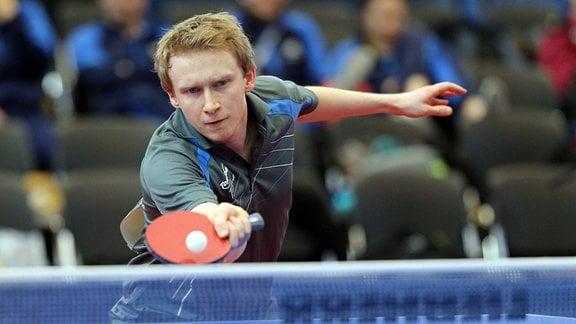 Alexander Flemming, Tischtennis