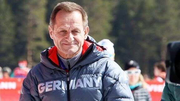 Alfons Hoermann, Präsident Deutscher Olympischer Sportbund.