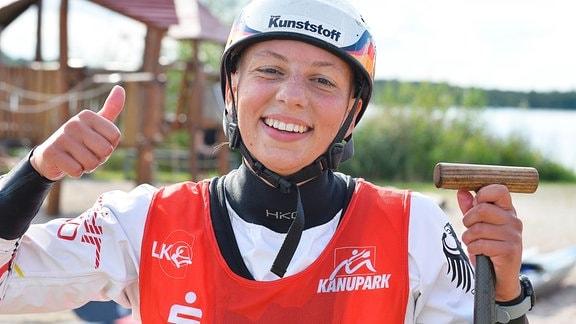 Andrea Herzog (Kanuslalom)
