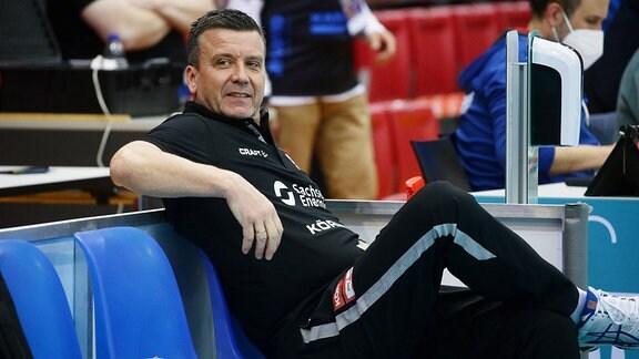 Alexander Waibl (Trainer Dresdner SC)