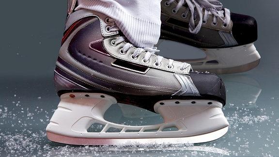Eishockey-Schuhe