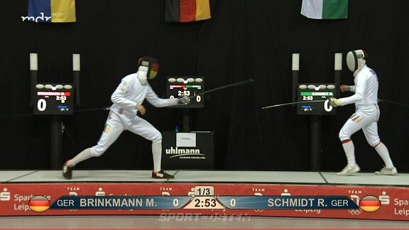 Richard Schmidt vs. Marco Brinkmann