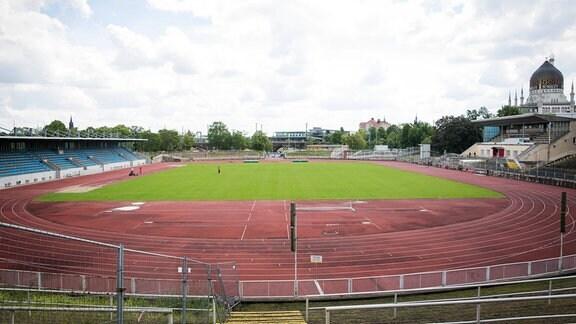 Heinz-Steyer-Stadion Dresden