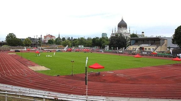 Heinz-Steyer-Stadion in Dresden